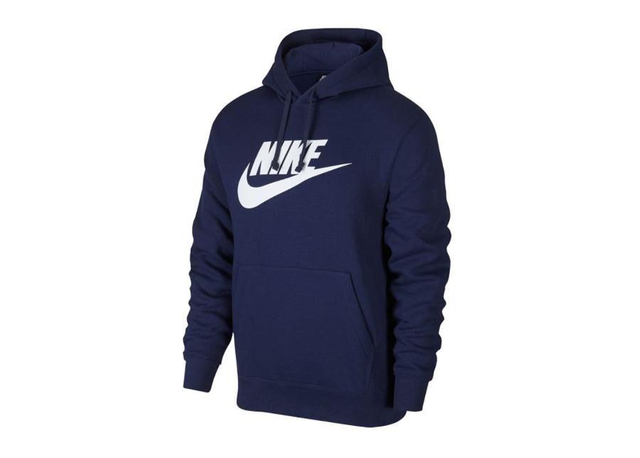 Image of Miesten huppari Nike NSW Club Hoodie GX M BV2973-410