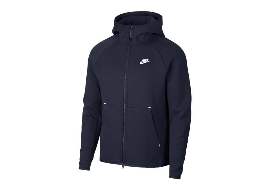 Image of Nike Miesten huppari Nike NSW Tech Fleece Hoodie M 928483-451