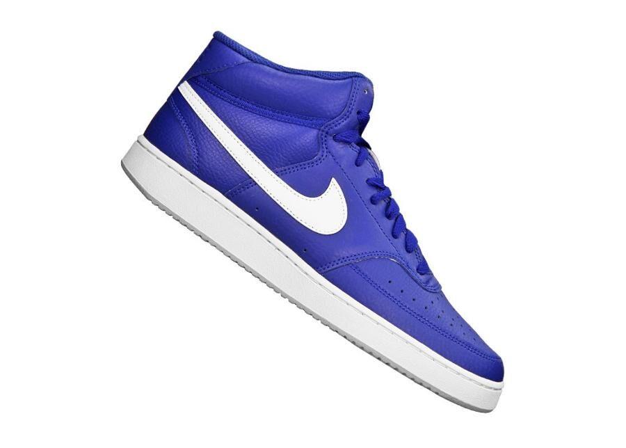 Image of Miesten vapaa-ajan kengät Nike Court Vision Mid M CD5466-400