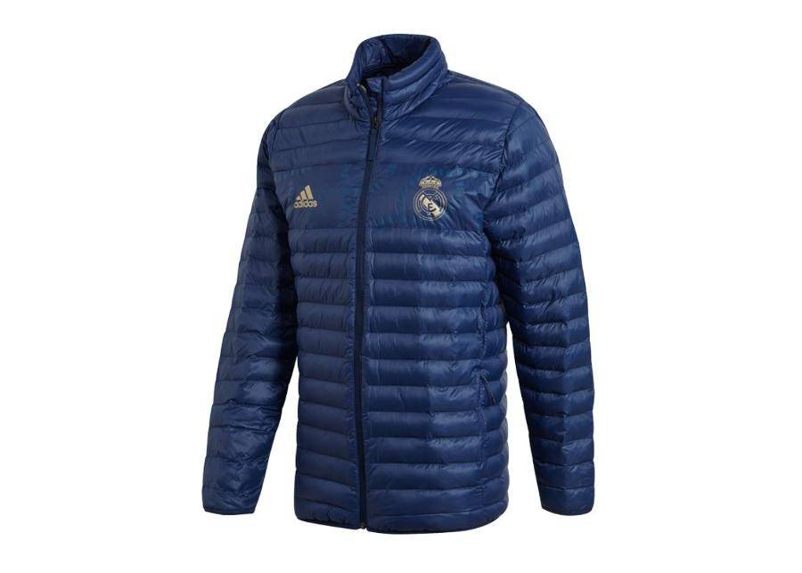 Image of Adidas Miesten kuoritakki Adidas Real Madrid SSP LT Jacket M DX8688