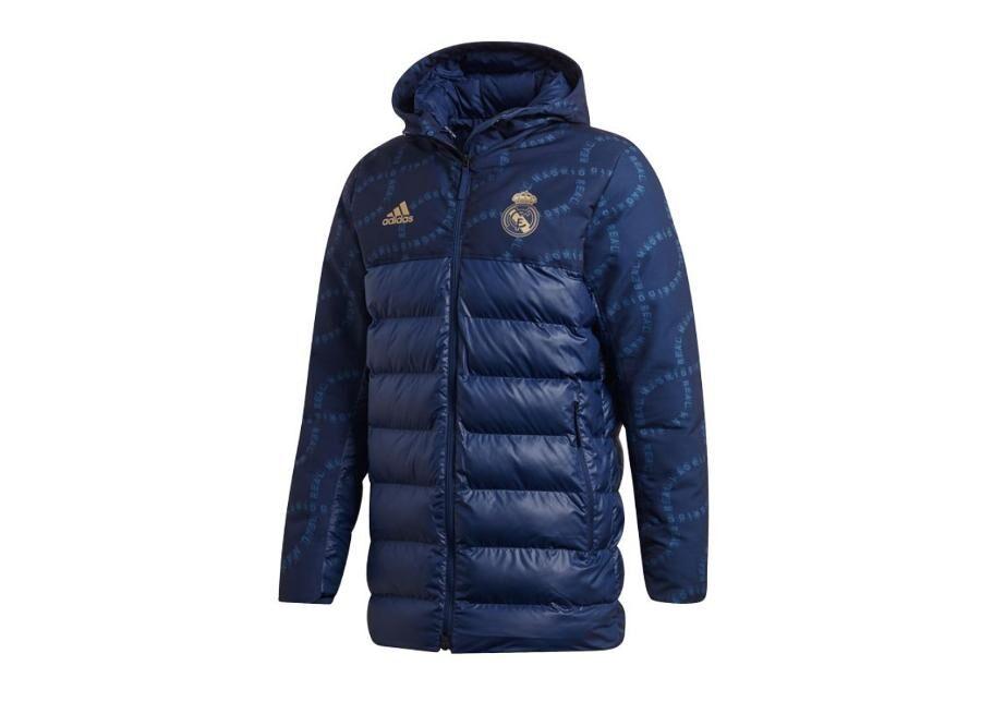 Image of Adidas Miesten kuoritakki Adidas Real Madrid SSP PAD Jacket M DX8706