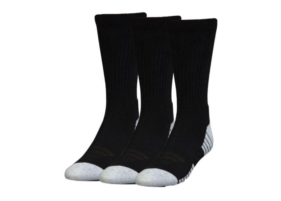 Image of Under Armour Miesten urheilusukat Under Armour Tech Crew Socks 3-pakkaus 1312341-001