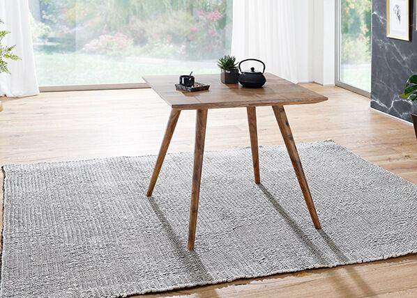 SKYPORT Ruokapöytä Repa 80x80 cm
