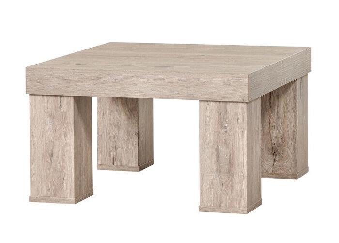 Meubar Sohvapöytä Delia 67x67 cm