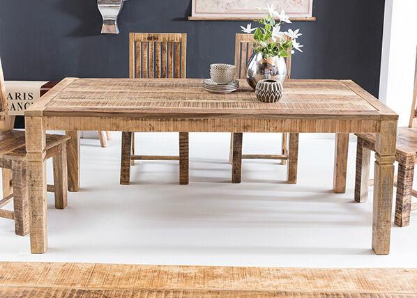 SKYPORT Ruokapöytä Rustica 120x90 cm