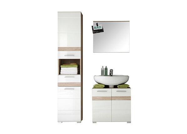 TRENDTEAM Kylpyhuoneen kalusteet Set-one
