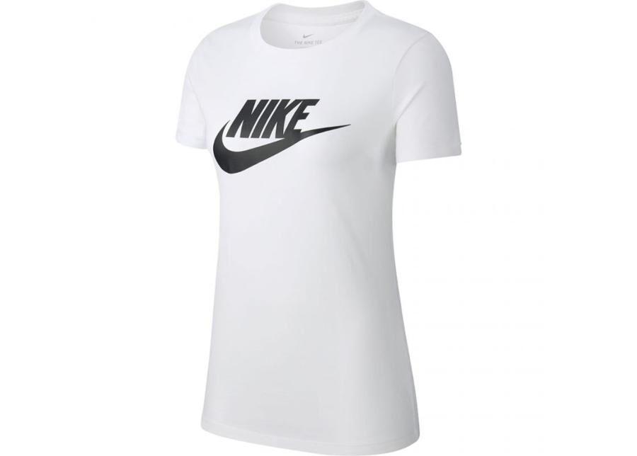 Image of Nike Naisten vapaa-ajanpaita Nike Tee Essential Icon Future W BV6169 100