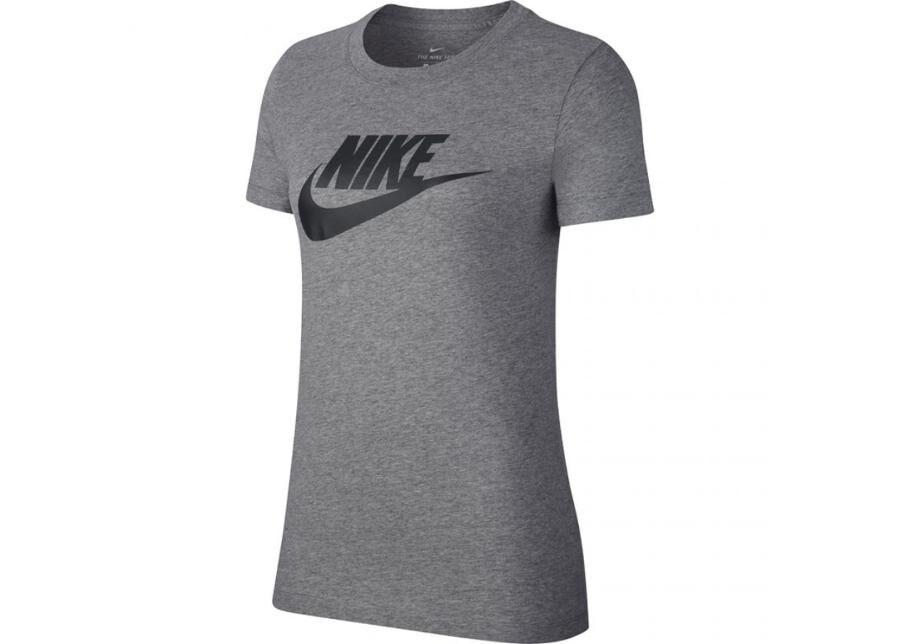 Image of Nike Naisten vapaa-ajanpaita Nike Tee Essential Icon Future W BV6169 063