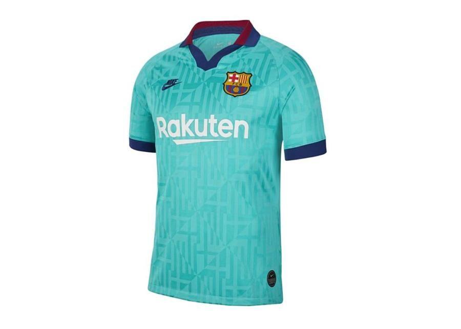 Image of Nike Miesten vapaa-ajanpaita Nike FC Barcelona 2019/20 Stadium Third M AT0029-310