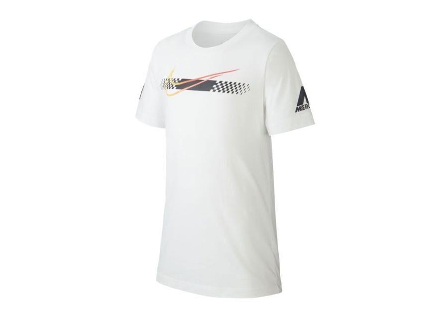 Image of Nike Lasten vapaa-ajanpaita Nike JR NJR Tee Mercurial Jr CD5291-100