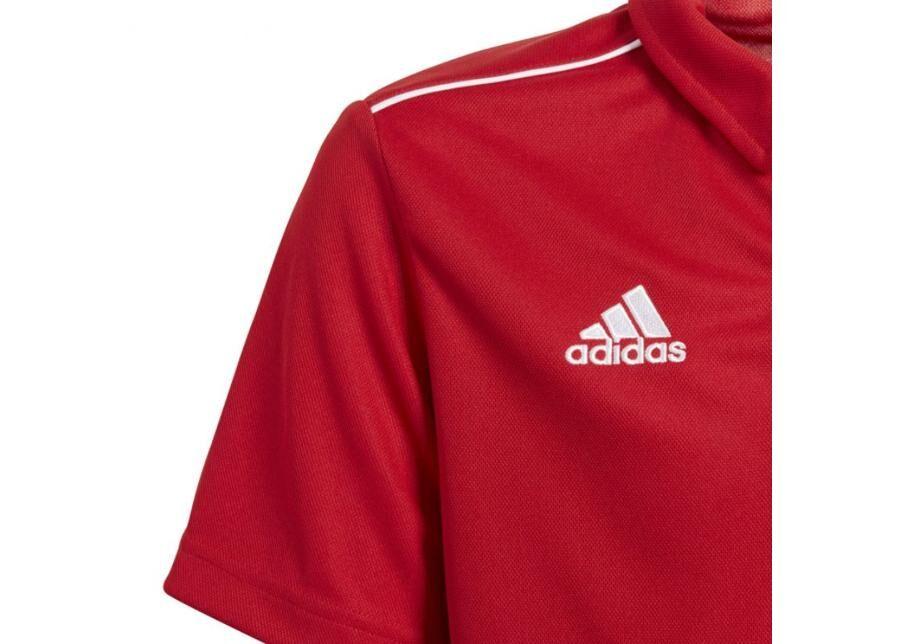 Image of Adidas Lasten jalkapallopaita adidas Core 18 Polo Jr CV3681
