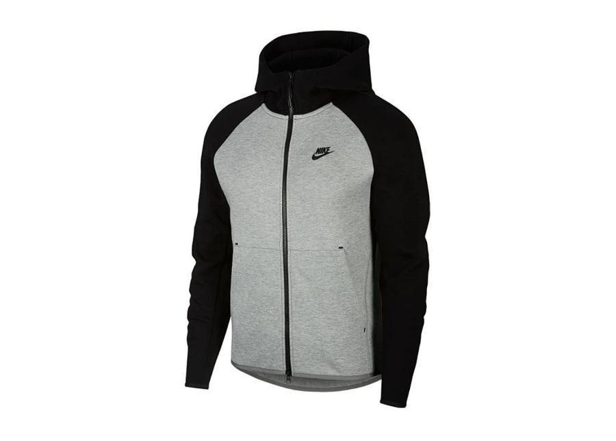 Image of Nike Miesten huppari Nike NSW Tech Fleece Hoodie FZ M 928483-064