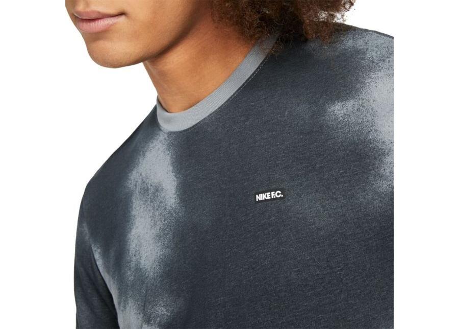 Image of Nike Miesten jalkapallopaita Nike F.C. Small Logo Printed T-shirt M BQ4662-065