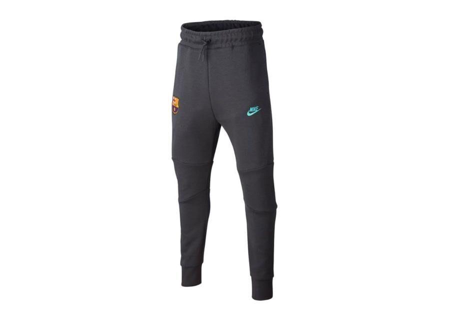Image of Nike Lasten verryttelyhousut Nike FC Barcelona Tech Fleece JR BV0496-070