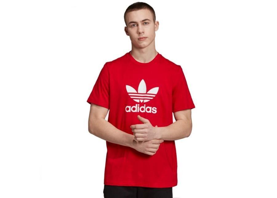 Image of Miesten vapaa-ajanpaita adidas Originals Trefoil Tee M EJ9678
