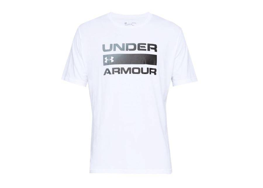 Image of Under Armour Miesten treenipaita Under Armour Team Issue Wordmark M 1329582-100