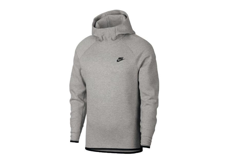 Image of Nike Miesten huppari Nike Tech Fleece Hoodie PO M 928487-063