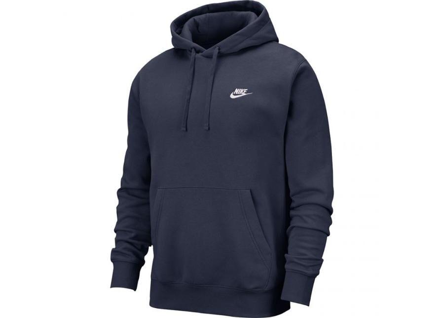 Image of Miesten huppari Nike NSW Club Hoodie M BV2654-410