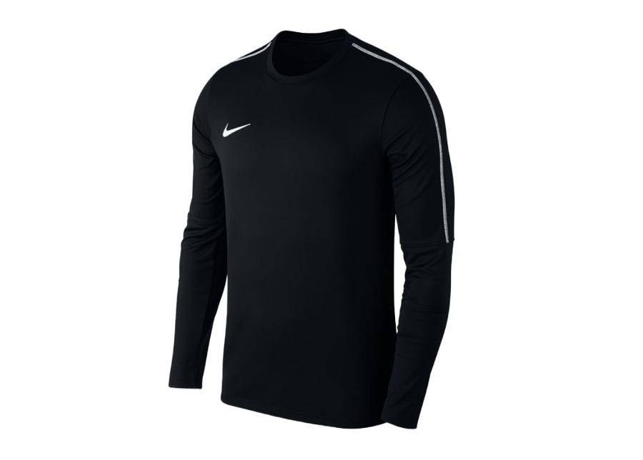 Image of Nike Lasten verryttelytakki Nike Park 18 Crew Top Training Jr AA2089-010