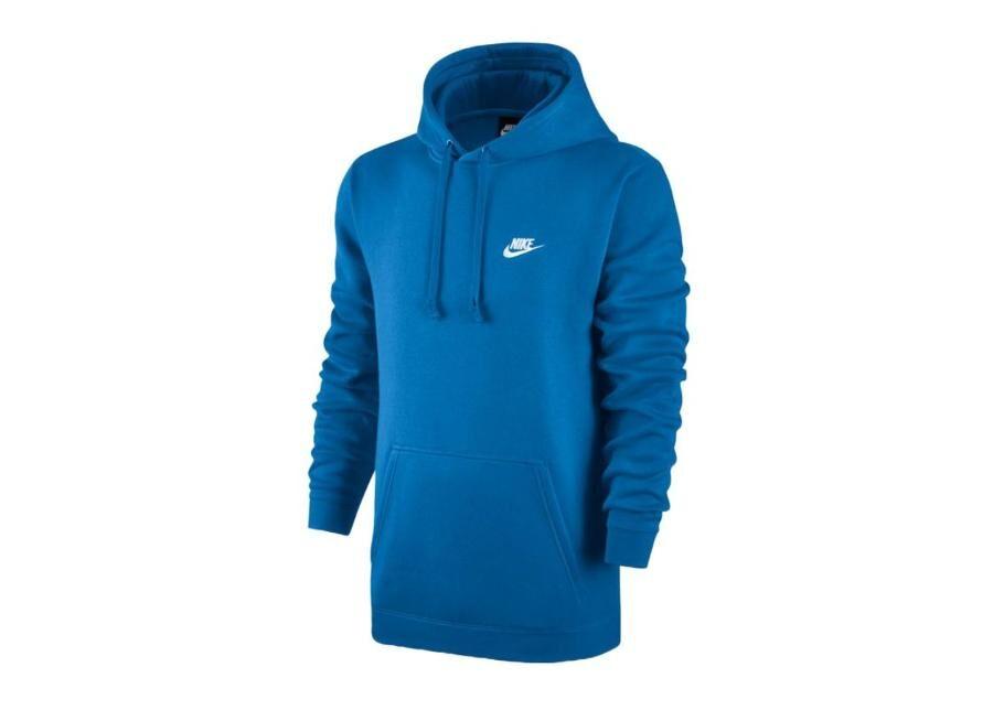 Image of Nike Miesten huppari Nike NSW Club Hoodie PO M 804346-403