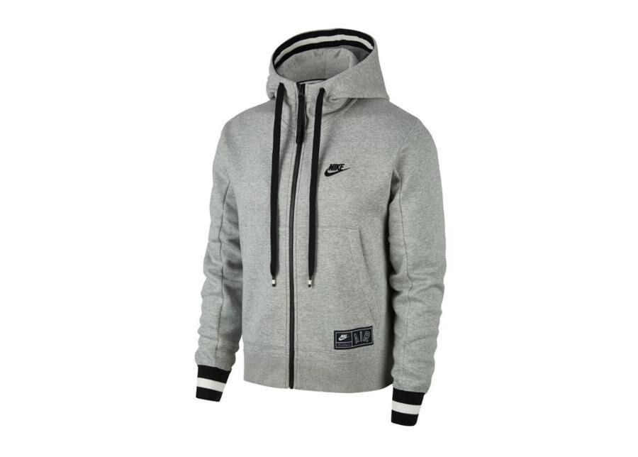 Image of Nike Miesten huppari Nike NSW Air Hoodie FZ M AR1815-063