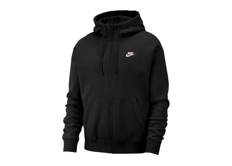 Image of Nike Miesten huppari Nike NSW Club Hoodie FZ M BV2645-010