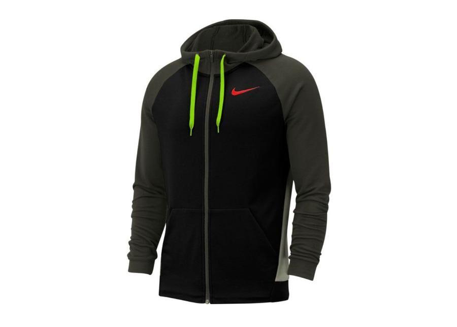 Image of Nike Miesten huppari Nike Dry FZ Fleece Hoodie M 014