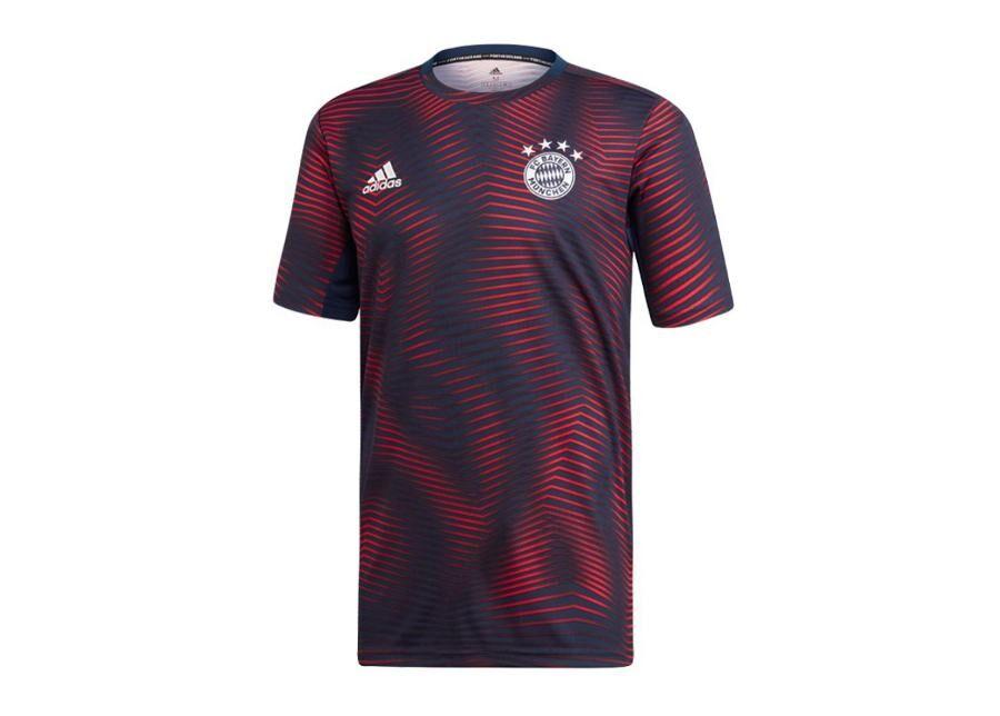 Image of Adidas Miesten jalkapallopaita adidas Bayern Munich Pre-Match M DP3688