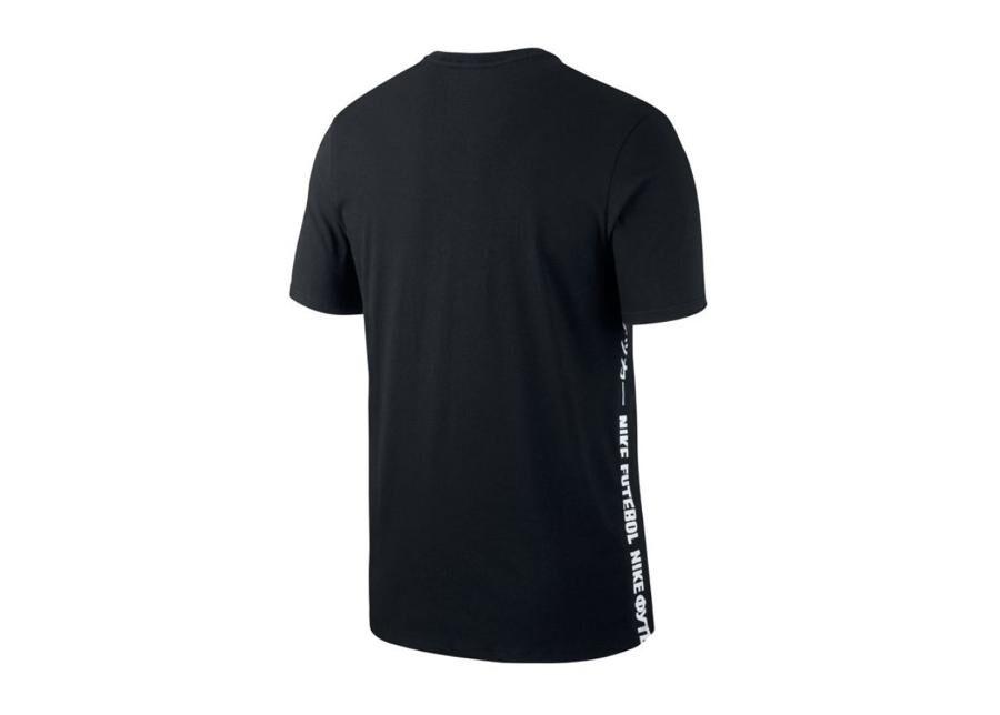 Image of Nike Miesten treenipaita Nike F.C. Dry Tee Side Stripe M AH9659-010