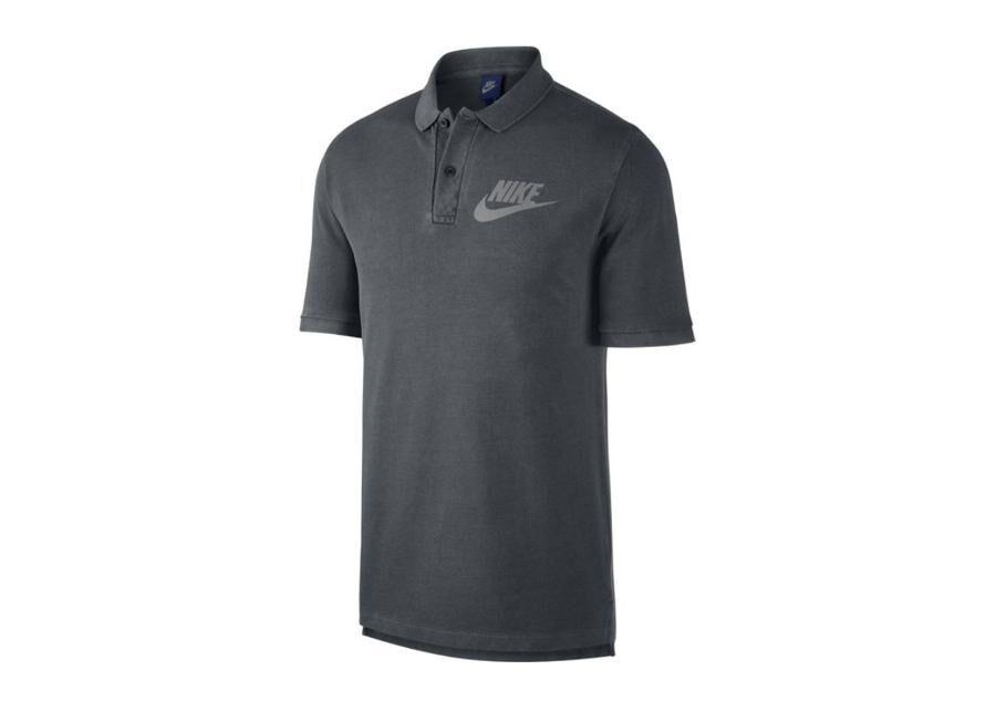 Image of Nike Miesten vapaa-ajanpaita Nike NSW Polo Wash M PQ 886491-010