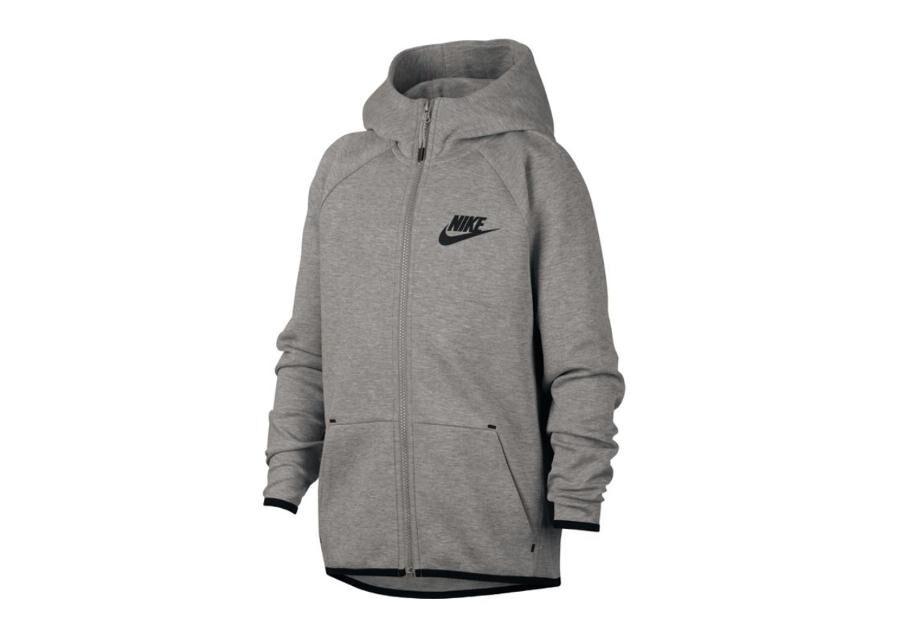 Image of Nike Lasten huppari Nike JR NSW Tech Fleece Essentials Jr AR4020-063