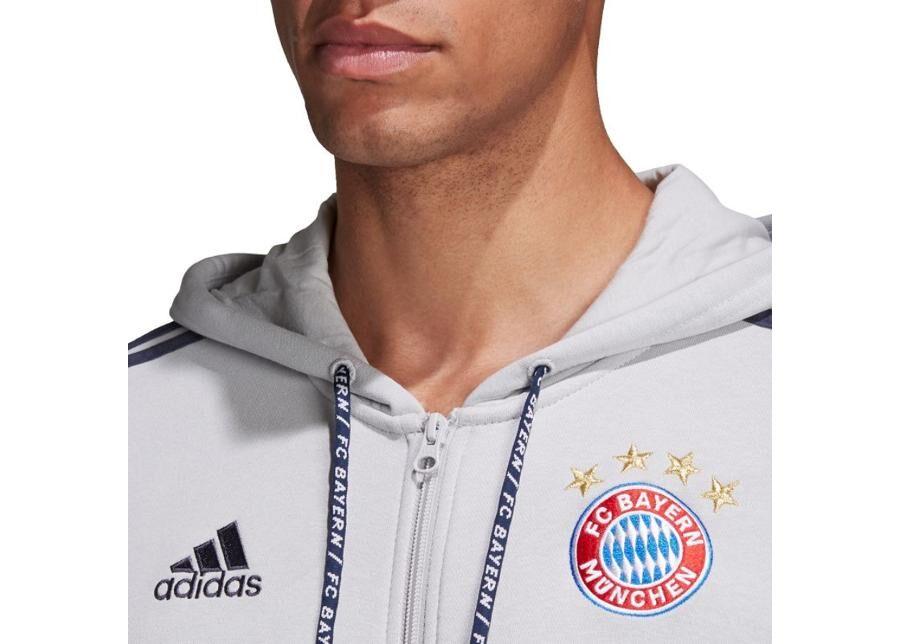 Adidas Miesten huppari adidas FC Bayern Monachium FZ M FJ0556
