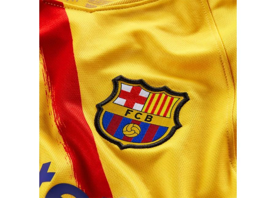 Image of Nike Lasten jalkapallopaita Nike JR FC Barcelona Stadium Jr CT2526-727