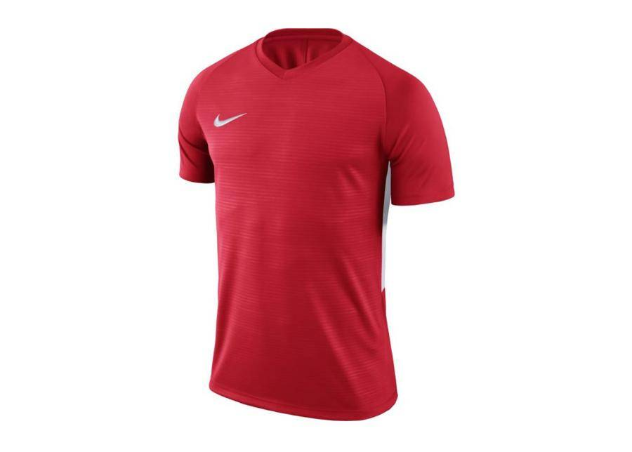 Image of Nike Lasten jalkapallopaita Nike JR Tiempo Prem Jersey Jr 894111-657