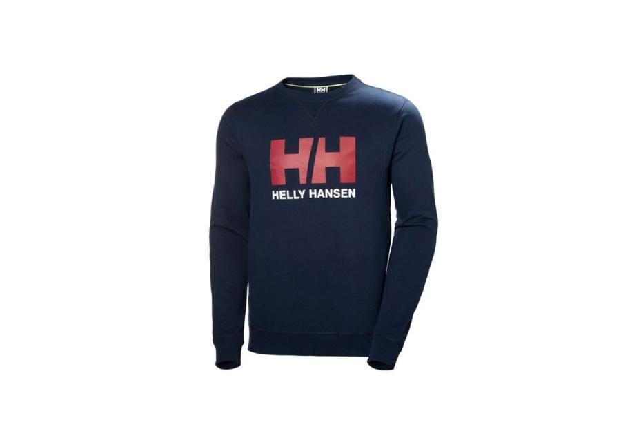 Helly Hansen Miesten treenipaita Helly Hansen Logo Crew Sweat M 34000-597