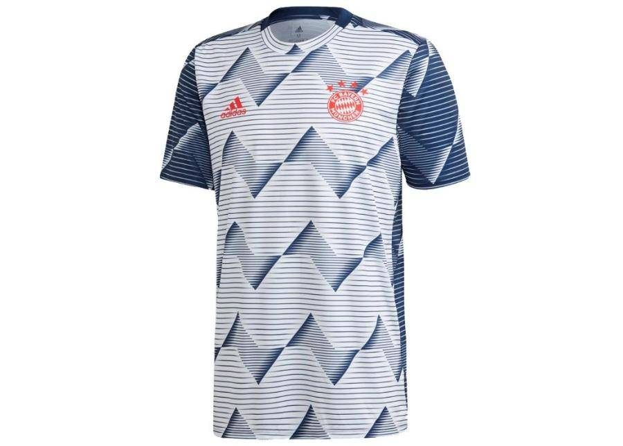Adidas Miesten jalkapallopaita adidas FC Bayern Home Preshi M EJ3245