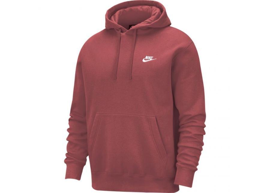 Image of Nike Miesten huppari Nike NSW Club Hoodie M BV2654 661