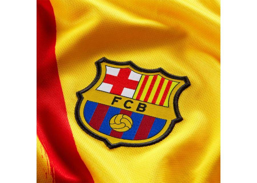 Image of Nike Miesten jalkapallopaita Nike FC Barcelona Breathe Stadium M CT2527-727