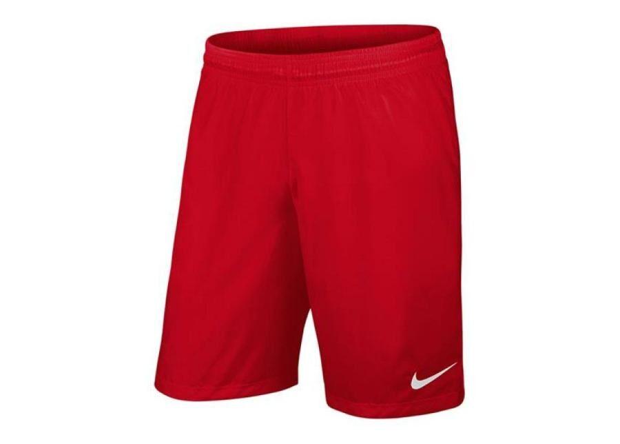 Image of Nike Miesten jalkapalloshortsit Nike Laser Woven III M 725901-657