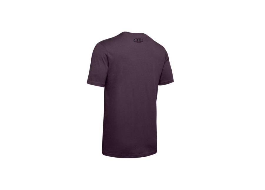 Image of Under Armour Miesten vapaa-ajanpaita Under Armour GL Foundation SS Tee M 1326849-520