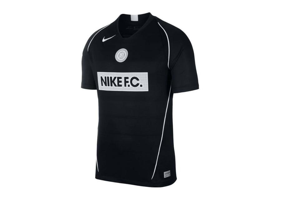 Image of Nike Miesten jalkapallopaita Nike F.C. Home Jersey SS M AT6017-010