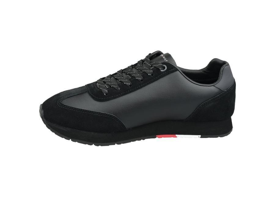 Image of Inny Miesten vapaa-ajan kengät Tommy Hilfiger Corporate Leather Flag Runner M