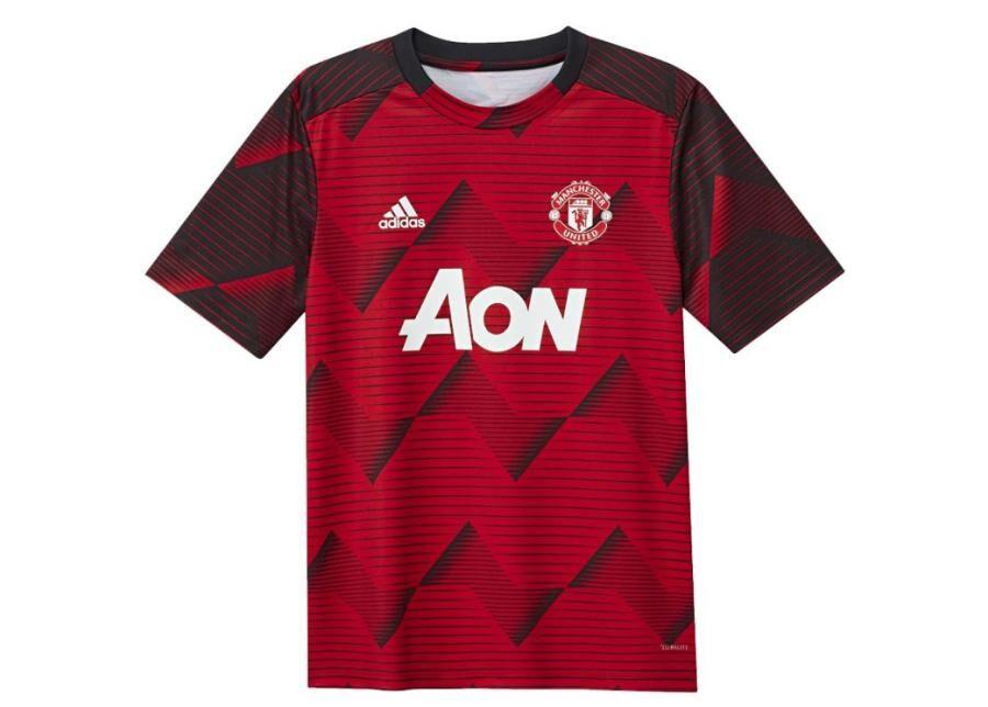 Image of Adidas Lasten jalkapallopaita adidas Manchester United JR EI9871