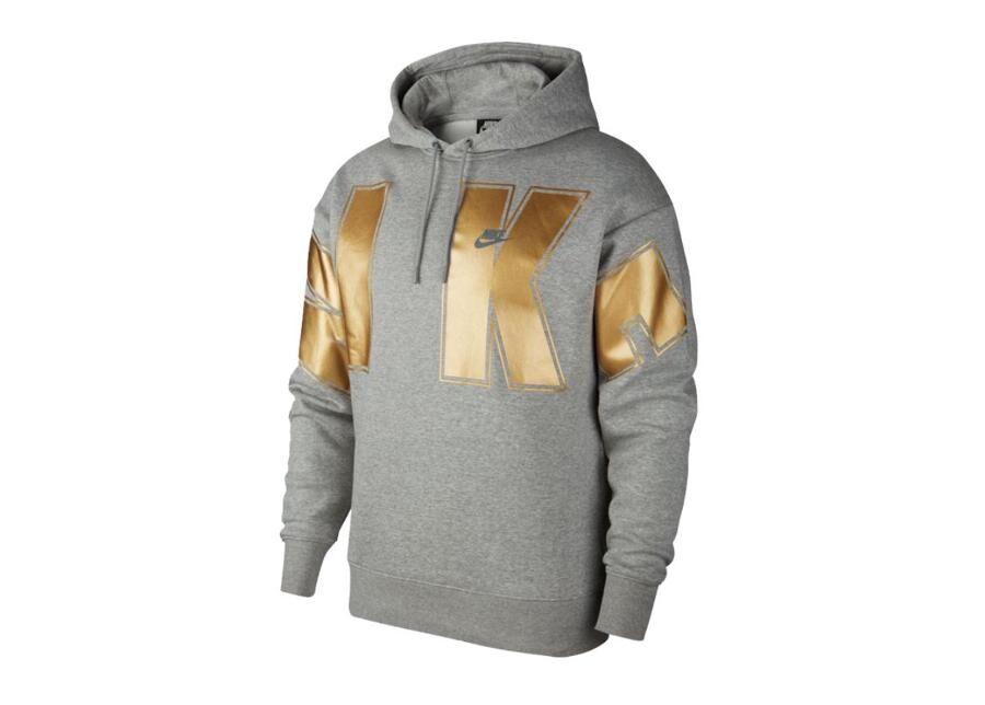 Image of Miesten huppari Nike NSW Fleece M CQ0242-064
