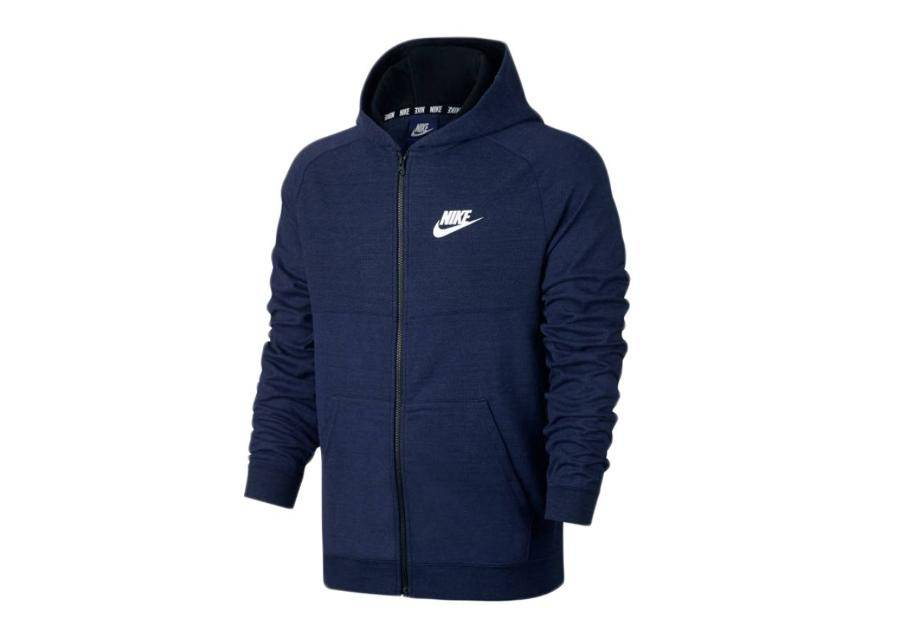 Image of Nike Miesten huppari Nike NSW Advance 15 Hoodie M 883025-429