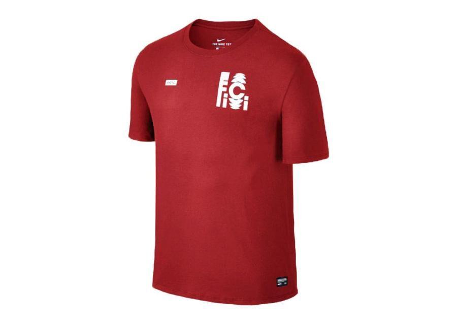 Image of Nike Miesten vapaa-ajanpaita Nike F.C. Tee 3 M 847193-602
