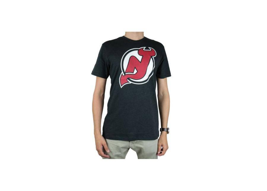 Image of Inny Miesten vapaa-ajanpaita 47 Brand NHL New Jersey Devils Tee M 345718