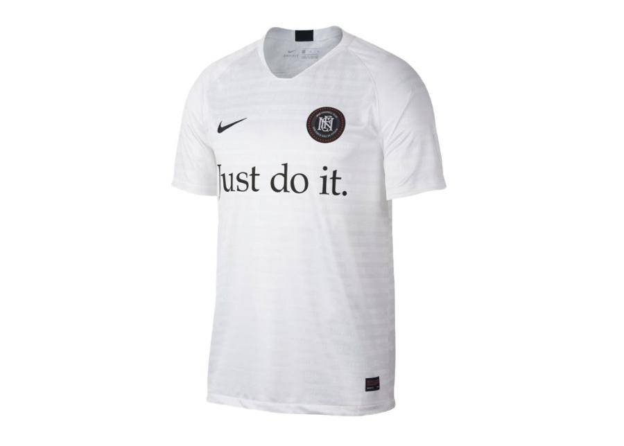 Image of Nike Miesten jalkapallopaita Nike F.C. Top SS Away M AA3886-100