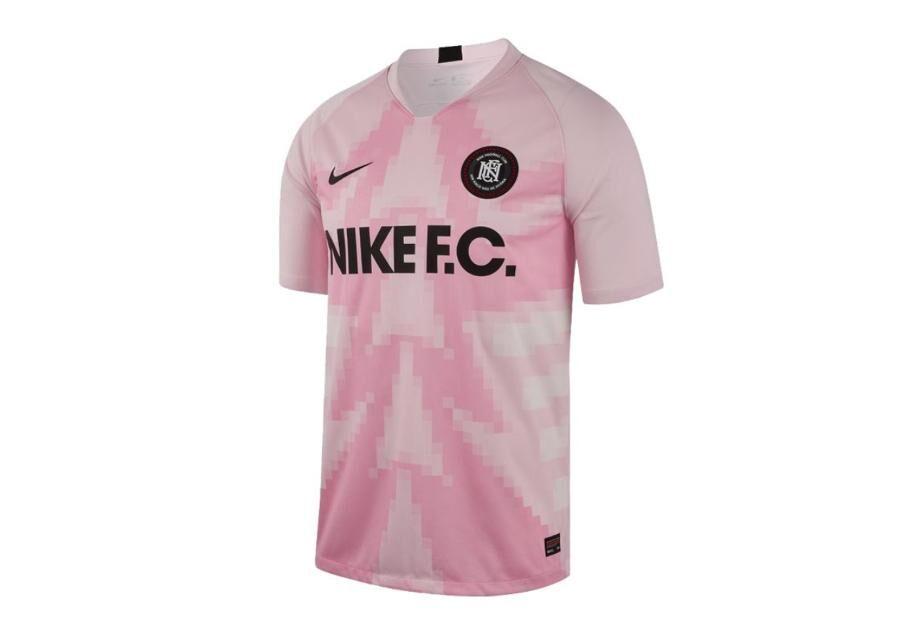 Image of Nike Miesten jalkapallopaita Nike F.C. SS Home M AO0666-663