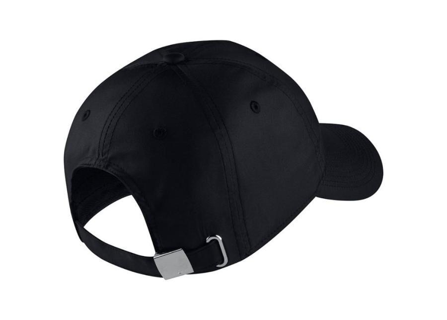 Image of Nike Lippalakki Nike U NK H86 Cap Metal Swoosh 943092-010